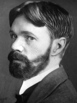 D. H. Lawrence