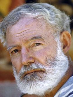 Ernest Hemingway est mort à 61 ans