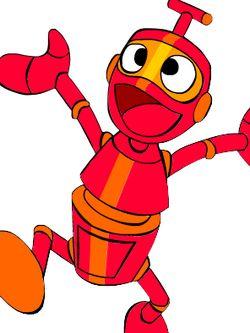Nono, le petit robot